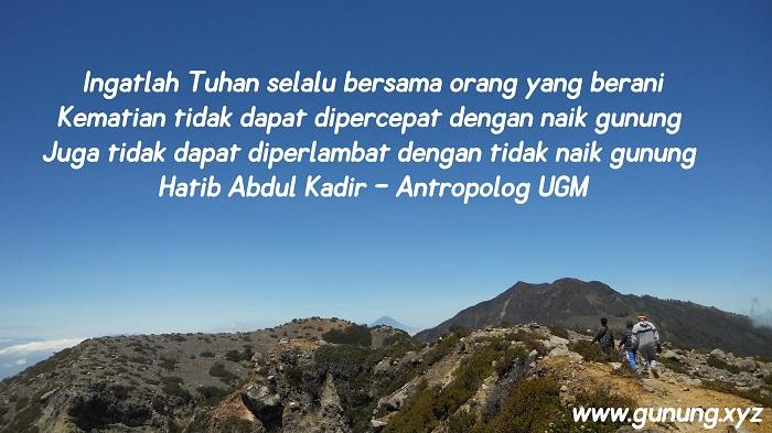 Quotes Gunung 5