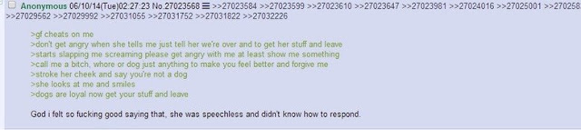 Greentext 4chan
