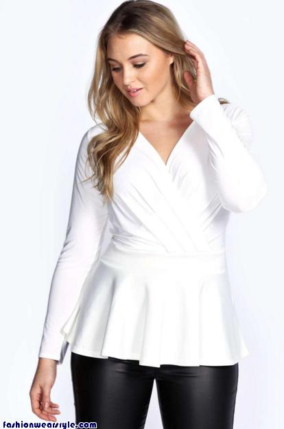 Boohoo Peplum Top & Maxi Dresses 2016 www.fashionwearstyle.com