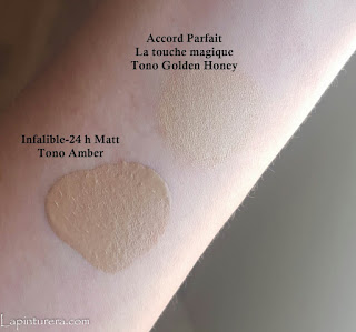 swatches L'oreal