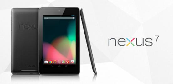 ASUS Nexus 7 32GB Variant