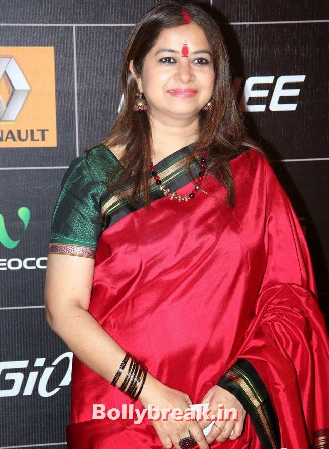 Rekha Bhardwaj, Global Indian Music Awards 2014 Pics