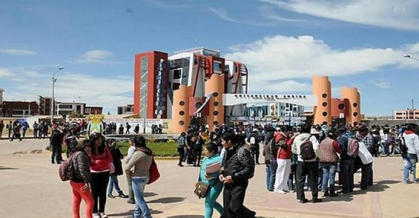 Indecopi multa a dos universidades de Puno