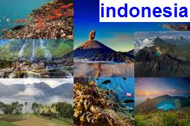 Vacation Spot for Tourism Destination in Indonesia