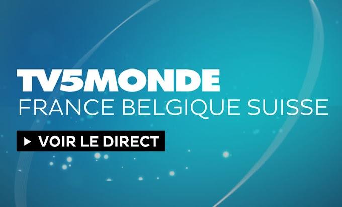 TV 5 Monde (France Belgique Suisse) - Eutelsat Frequency