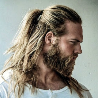 good hairstyles for men with long hair