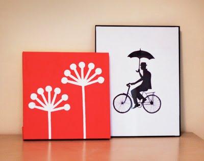 wall art for an office. Make DIY Wall Art With Office Supplies For An D