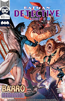 DC Renascimento: Detective Comics #973