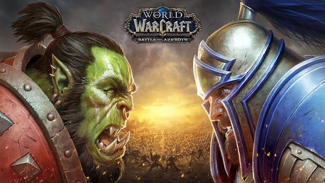 Battle for Azeroth llega este verano a World of Warcraft, ¡ya disponible para precompra!