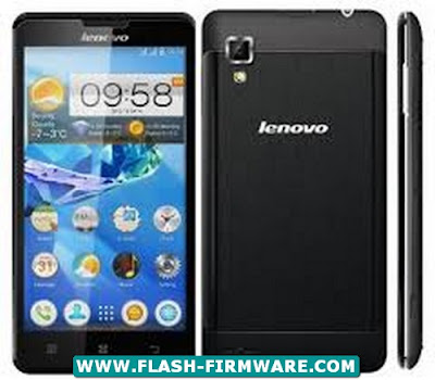 Cara Flashing Lenovo P780 Firmware Sudah Tested