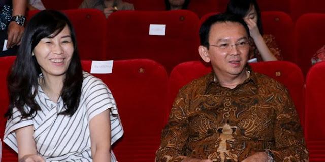 Akal-akalan Di Tahun Politik, Paling Nanti Ahok-Veronica Rujuk Di Pengadilan