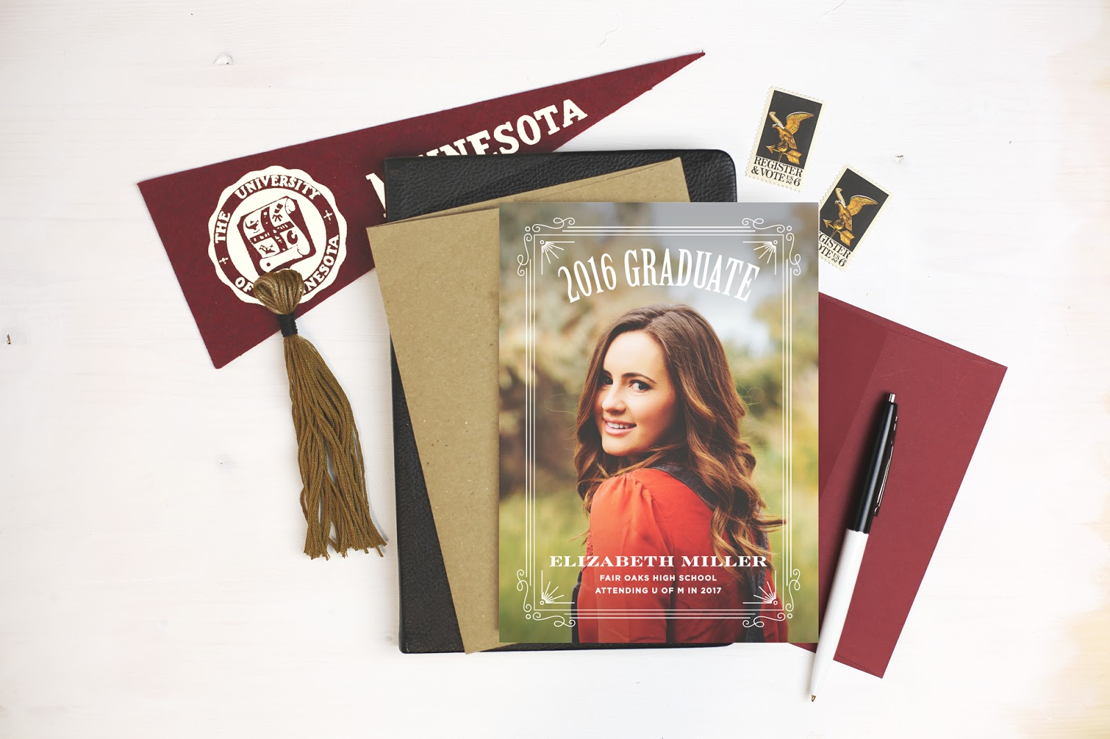 graduation announcements with unlimited color options everyday mom