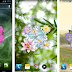 Flower Clock Live Wallpaper for Android app free download