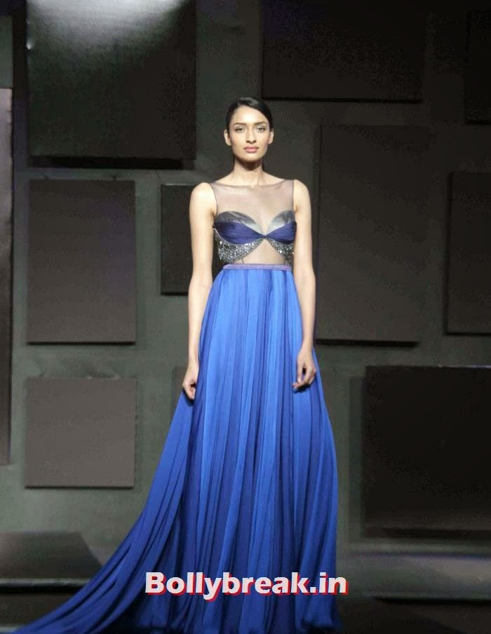 Dayana Erappa, Gavin Miguel Show at Blenders Pride Fashion Tour 2013