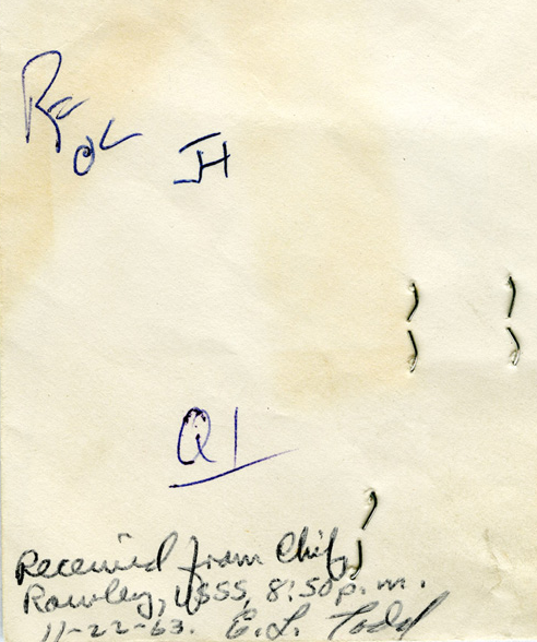 DVP's JFK ARCHIVES: 9/1/12 - 10/1/12