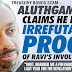 Aluthgamage claims HE HAS IRREFUTABLE PROOF OF RAVI'S INVOLVEMENT