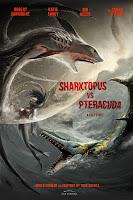 Sharktopus vs. Pteracuda (2014) online y gratis