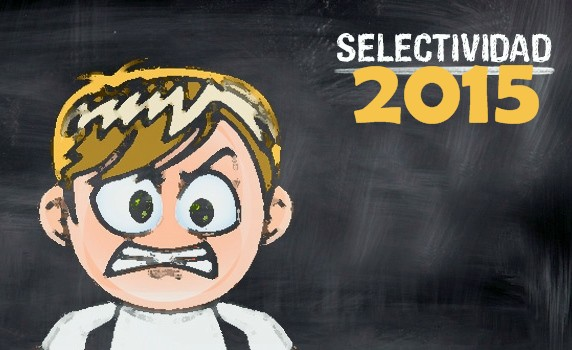 Exámenes de selectividad 2015 resueltos