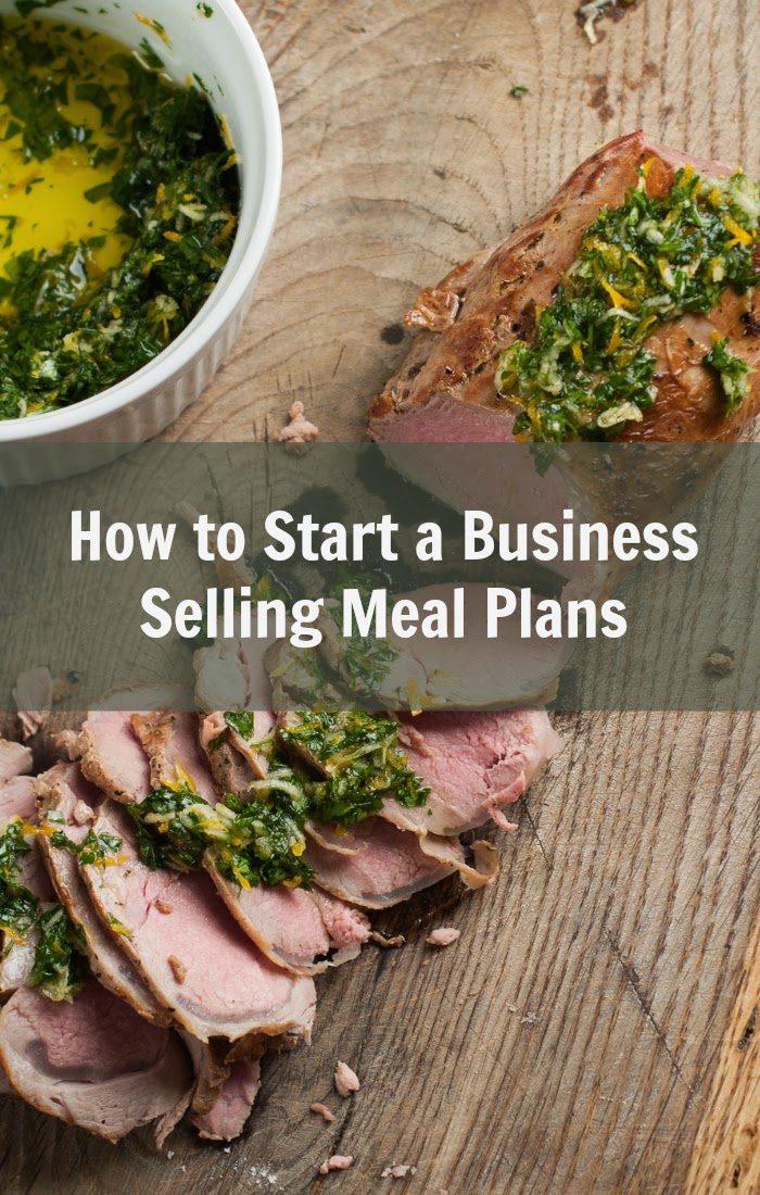 How To Make Money Selling A Meal Planning Service
