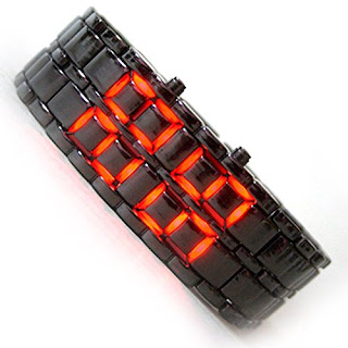 LED digital Bracelet Watch