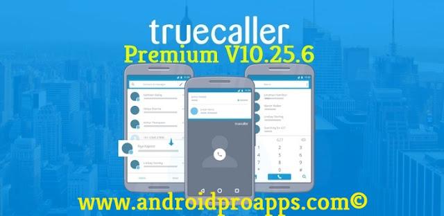 تحميل مجاني أحدث إصدار من تروكولر TrueCaller premium v10.25.6