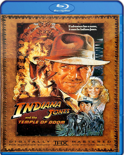 Indiana Jones and the Temple of Doom [1984] [BD25] [Latino]