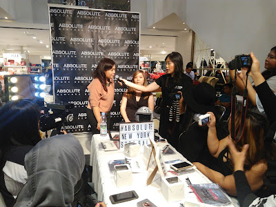 Absolute New York Hadir di Sogo, Discovery Shopping Mall Bali
