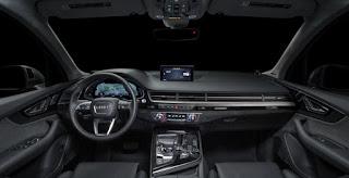 Audi Q7 Entertainment: USB connection, Satellite radio, Fm/AM Stereo