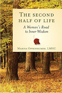 The Second Half of Life: A Woman's Road to Inner Wisdom - a self-help book by Marina Oppenheimer