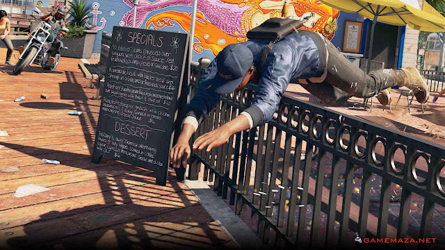 Watch Dogs 2 Gameplay Screenshot 1