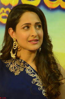 Pragya Jaiswal in beautiful Blue Gown Spicy Latest Pics February 2017 127.JPG