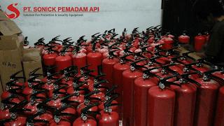 Jual alat pemadam api murah dry chemical powder pressure A.B.C