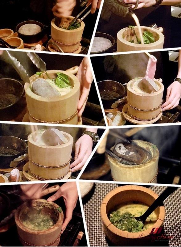 ninja akasaka review special stone boiled-soup bouillabaisse