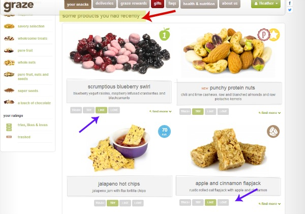 Snacking REINVENTED with Graze.com - a review