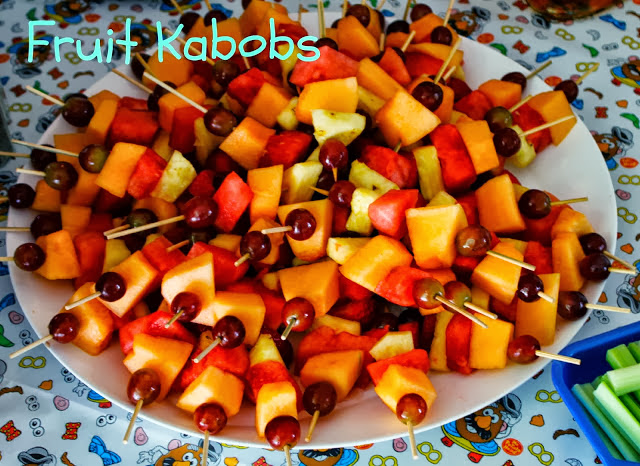 Fruit Kabobs from Potpurri Mommy