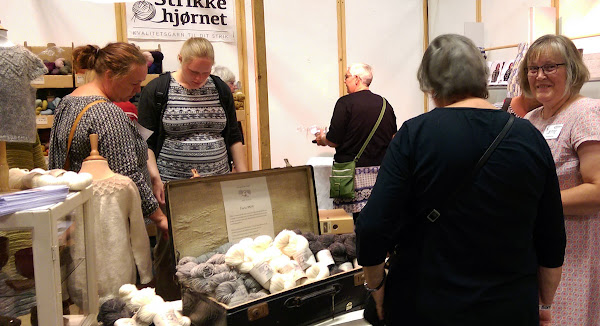 Strikke-hjørnet Yarn Shop