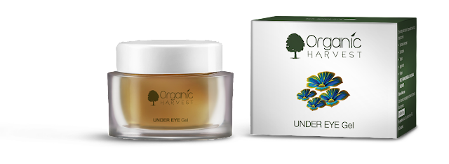 Top 10 Organic Harvest Products You Must Know - Under Eye Gel
