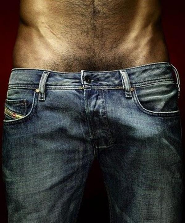 Pau marcado no jeans 3