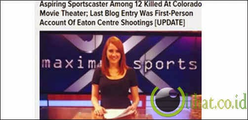 Akibat Penembakan Massal