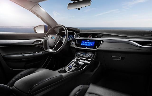 Emgrand EV450 2018