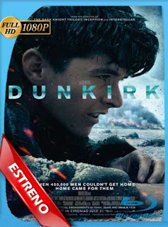 Dunkirk (Dunkerque) (2017)HD [1080p] Latino [GoogleDrive]
