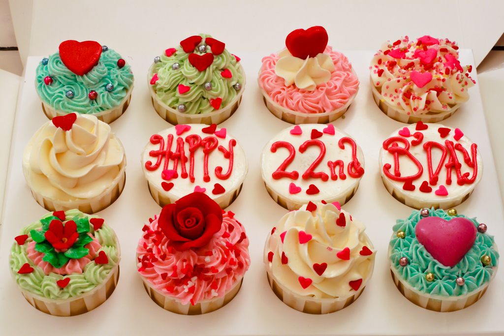 Happy Birthday 22th