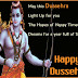 Happy dussehra wishes  images | Whatsapp Quotes Images Of Dussehra