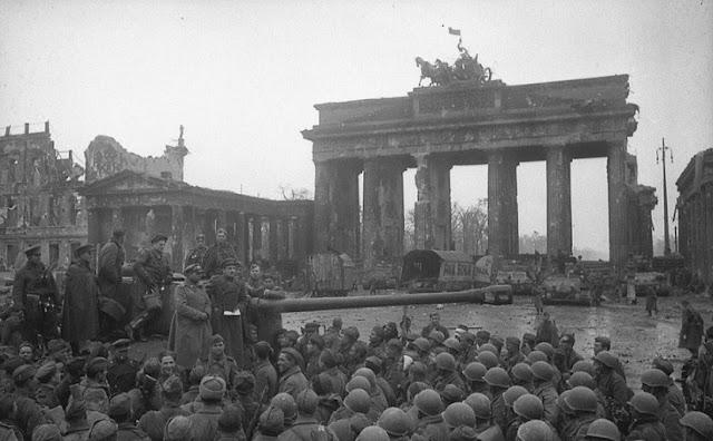 Principio y final de la segunda guerra mundial