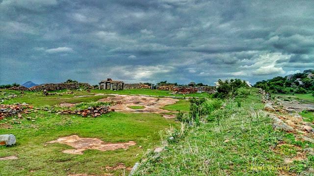 Tumkooru Fort, Karnataka