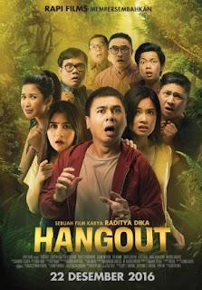 Sinopsis Hangout (2016)