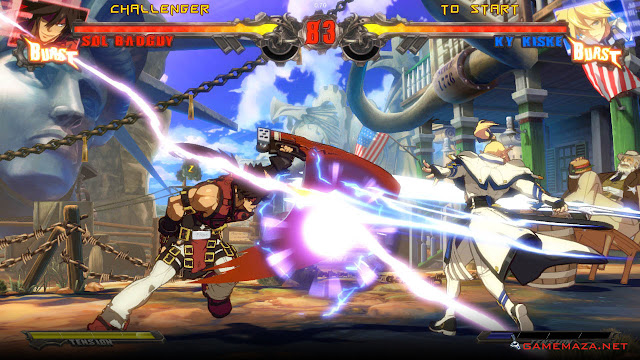 Guilty Gear XRD Gameplay Screenshot 1