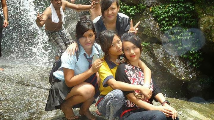 nude nepali young girls