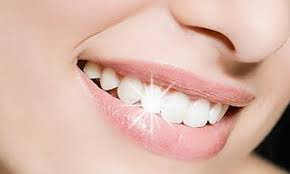 The banana peel can be used for shining teeth
