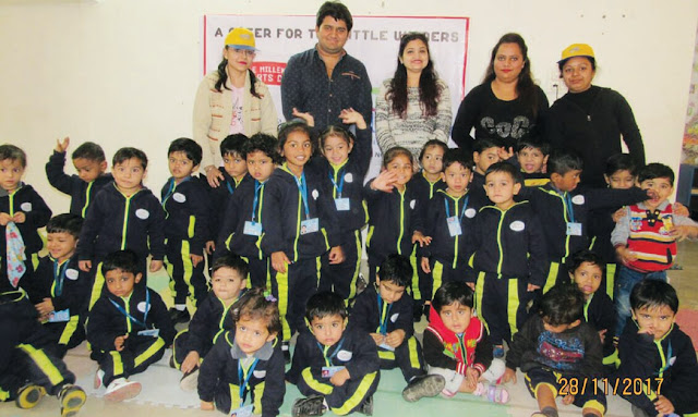 Little Millennium School Competition, Awarded Children to Winners